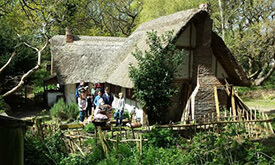 Little Woodham Living History Village